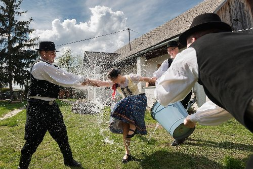 From egg hunts to whippings: Easter traditions around the world