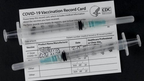 What to Do If You Lose Your Vaccine Card & Other Health Tips