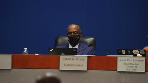 Broward School Board approves $754,900 exit package for Robert Runcie