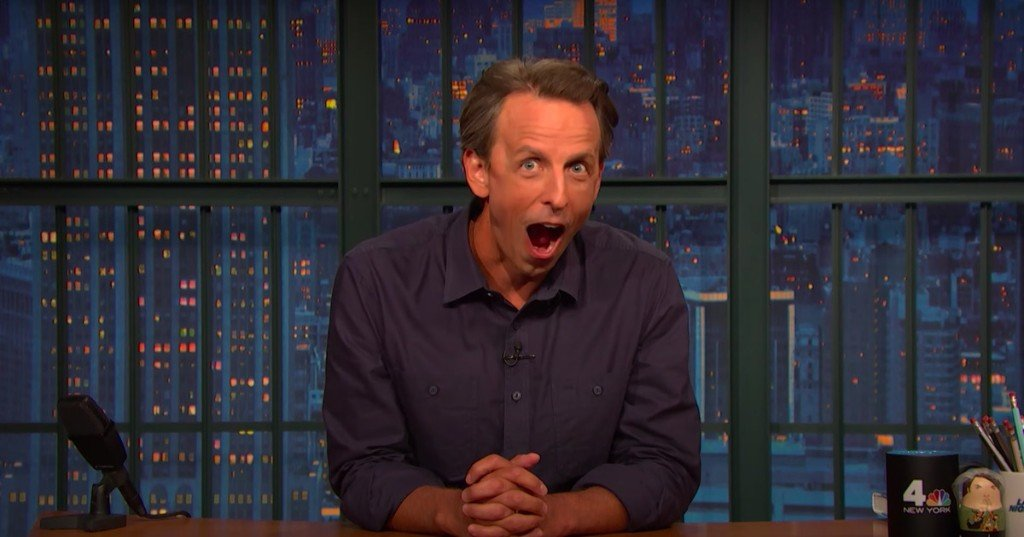 The best late Night Moments This Week