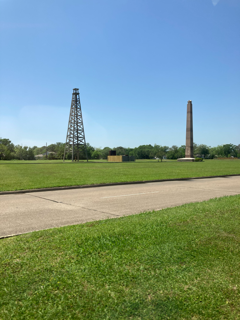 Spindletop Gladys City Museum - cover