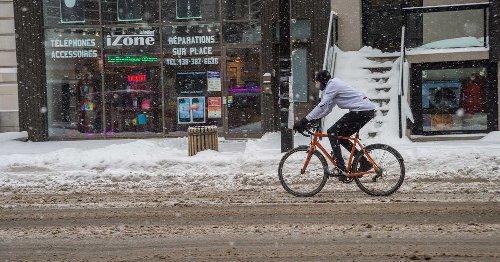On annonce de la neige à Montréal cette semaine et les degrés vont descendre