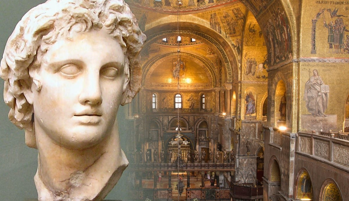 Is The Body Of Alexander The Great Actually In Saint Mark's Tomb?
