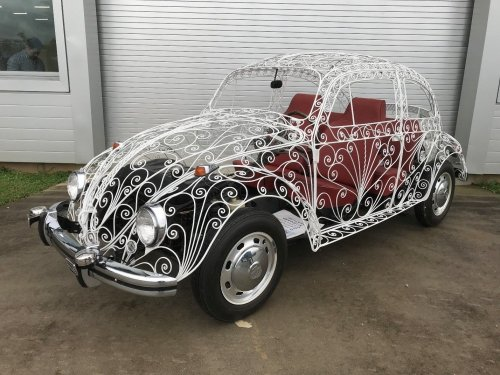 The coolest VW Beetle we've ever seen