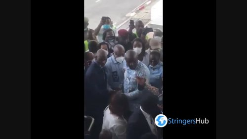 Ex-president Laurent Gbagbo returns to Abidjan, Côte d'Ivoire after 10-year exile 2