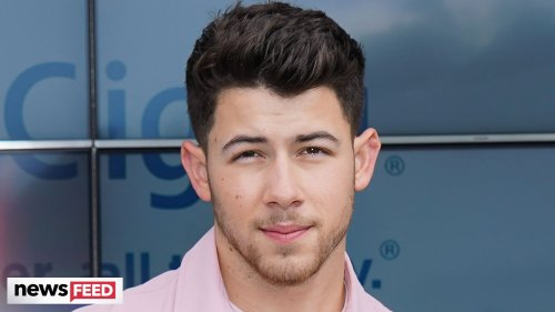 Nick Jonas HOSPITALIZED After Scary On-Set Accident!