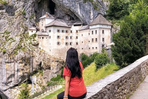 VISITING THE LARGEST CAVE CASTLE IN THE WORLD