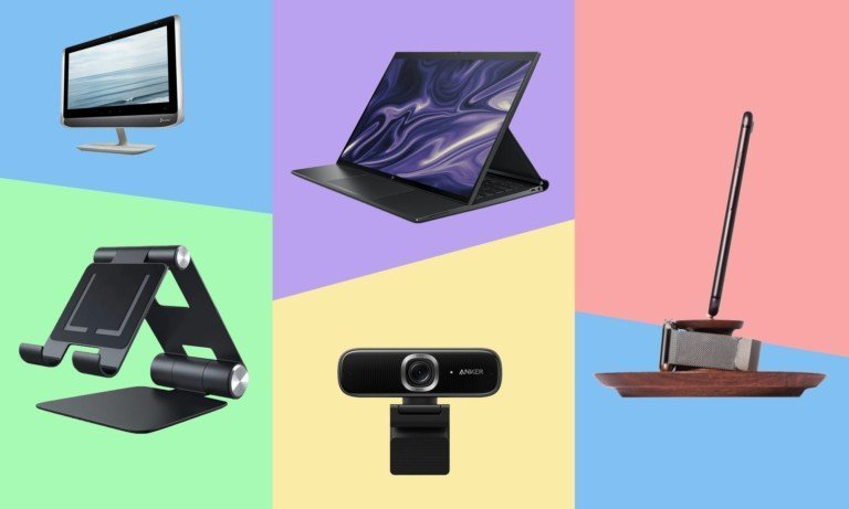 WFH guide 2021—these gadgets will help with productivity while working at home