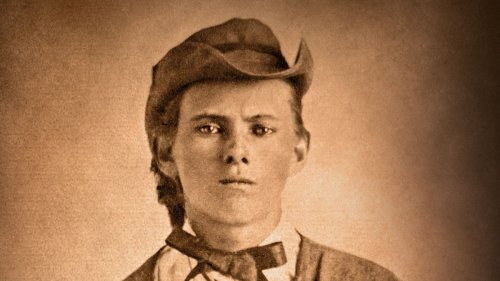 The rise of outlaw Jesse James and more intriguing historical tales