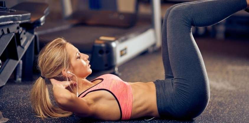 These Are The 3 Most Effective Ab Exercises You'll Ever Need
