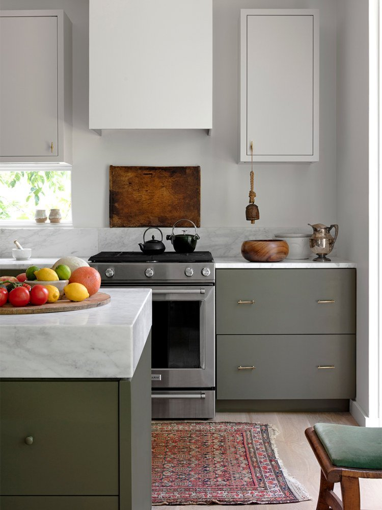 Why this family skipped a popular kitchen feature in their new home