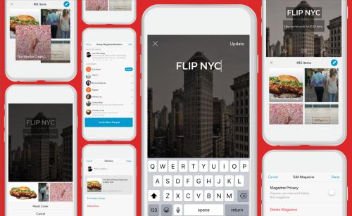 Les outils de créateur de magazines sont désormais disponibles sur iOS. - French Flipboard