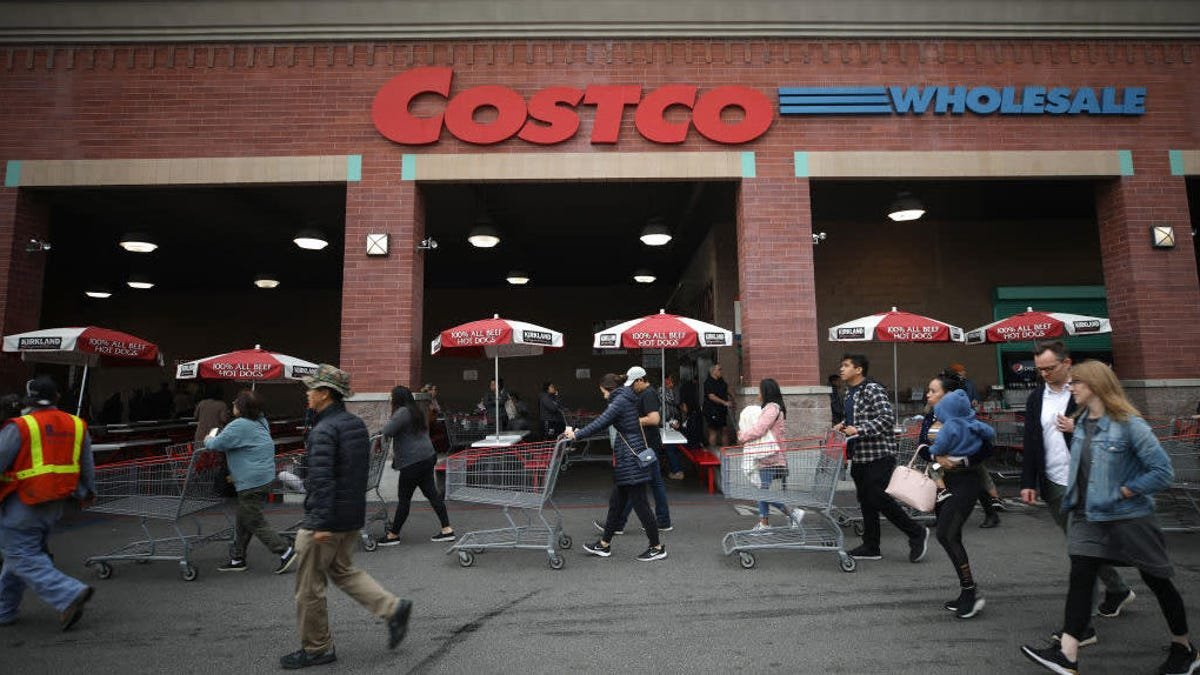 Are You Ready To Go Back To The Costco Food Court?