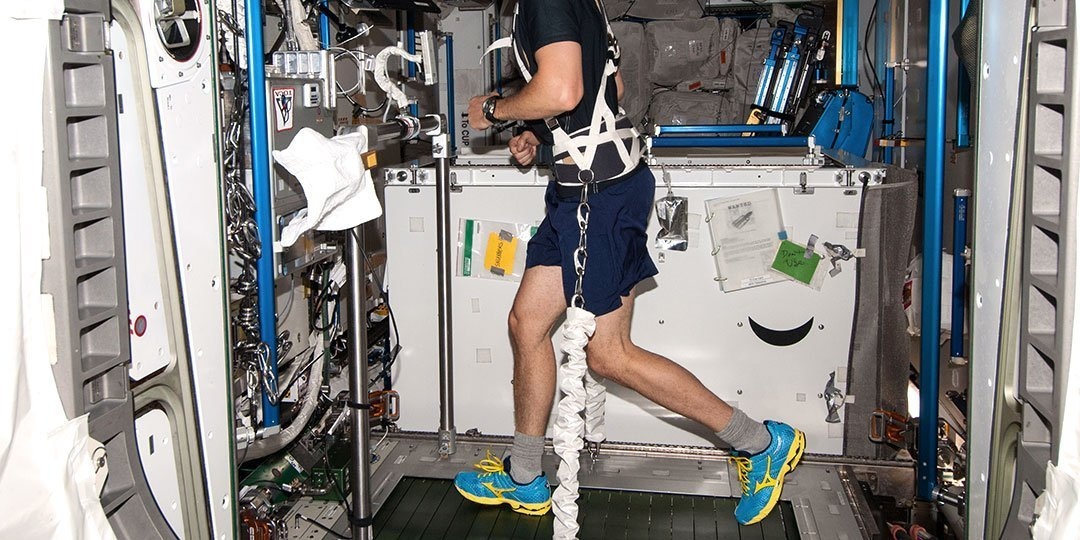 How to Exercise Like an Astronaut to Build Seriously Strong Muscles