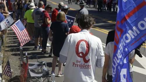 QAnon Followers Think Trump Will Be Inaugurated March 4