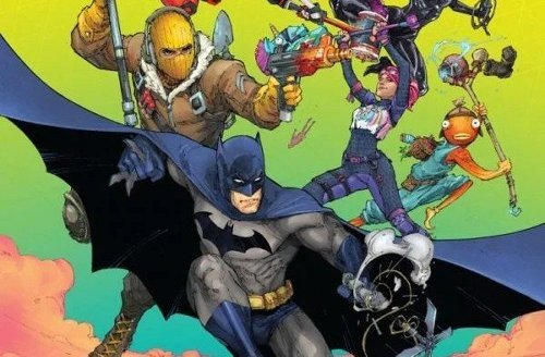 Batman/Fortnite Crossover & More - This Week's Comics