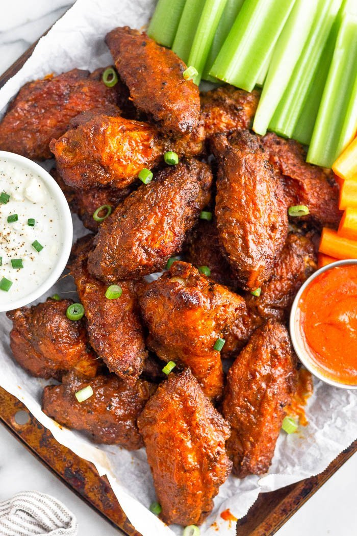 This Simple Hack Will Get You The Crispiest Wings Imaginable