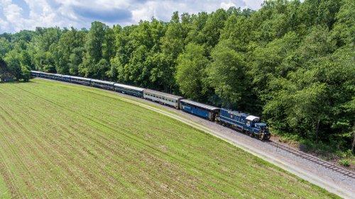 Review: Blue Ridge Scenic Railway