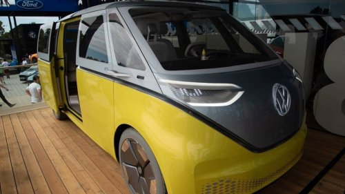 These Are The Coolest Features Of The 2024 Volkswagen ID. Buzz Microbus