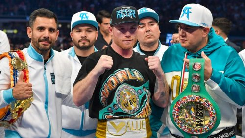 Canelo Álvarez is Virtually Invincible at This Stage of His Career