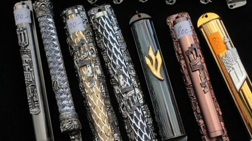 What's a Mezuzah and What's Inside the Case? — Plus More on Jewish Tradition
