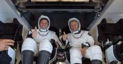 Discover spacex crew dragon nasa