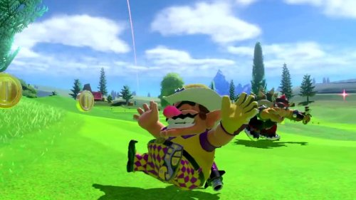 Mario Golf: Super Rush: Bring on the Competition