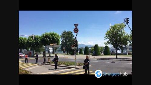 President Joe Biden on his way to Geneva summit in Switzerland
