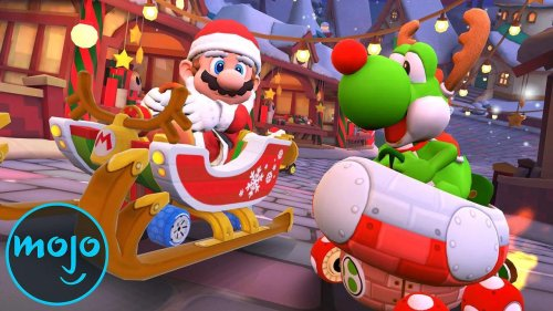 The Best Track From Every Mario Kart Game