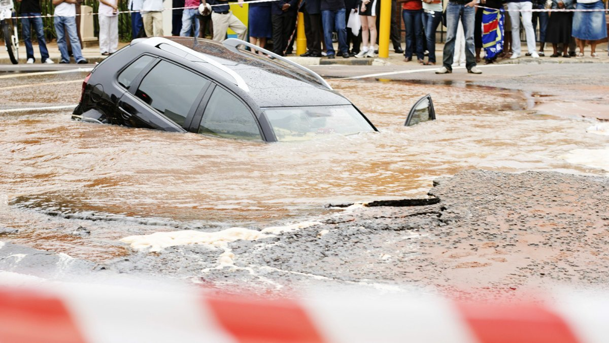 Survival Guide: How to Escape a Sinking Car and More