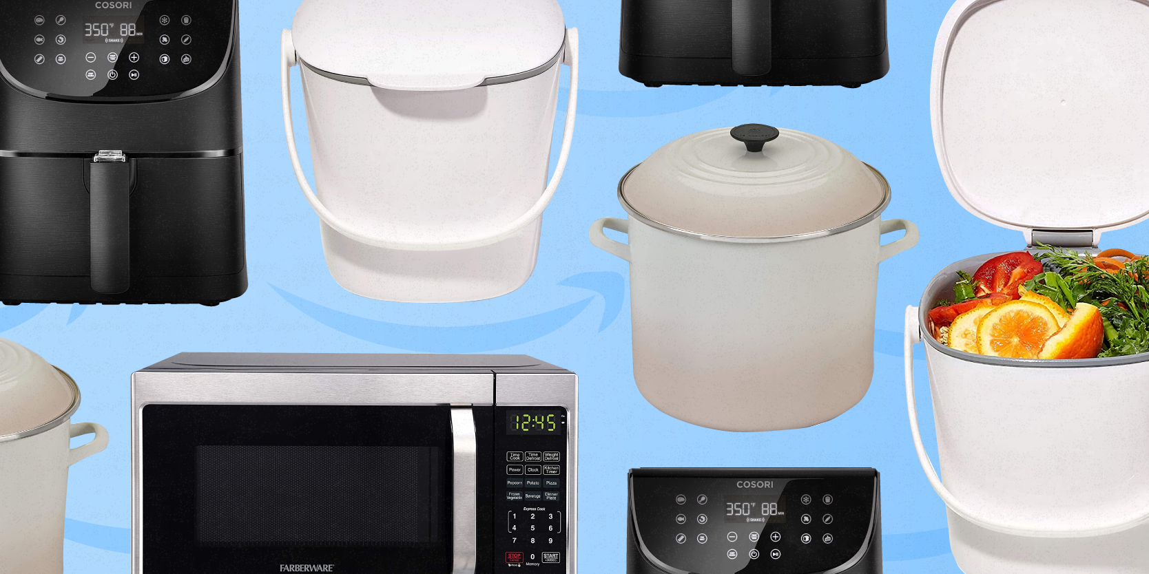 The best Amazon Prime Day 2021 kitchen deals, including $200 off Le Creuset cookware