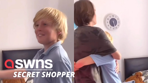 UK teen saved up for a PlayStation 5 - but bought his little brother a console instead (RAW)
