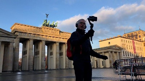 Meet the tour guide who is bringing Berlin to locked down travellers
