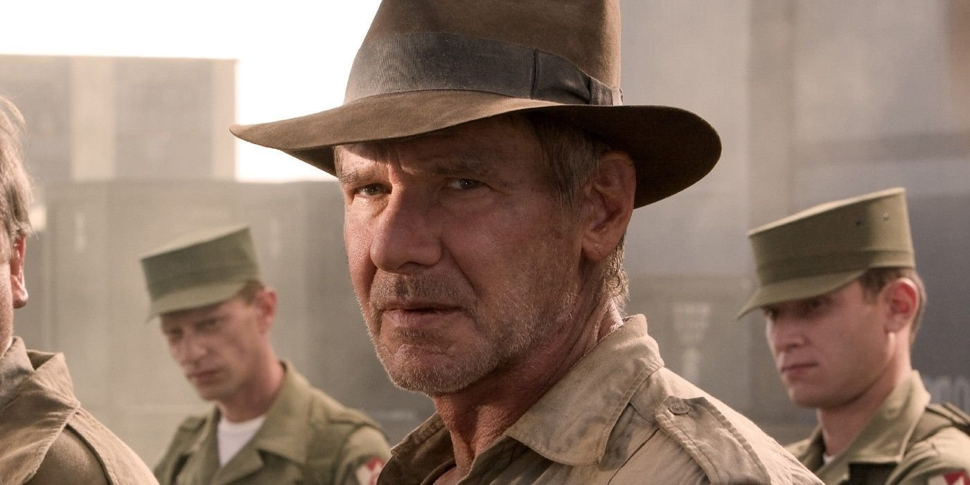 Indiana Jones 5 Set Photo Features Harrison Ford in Full Costume