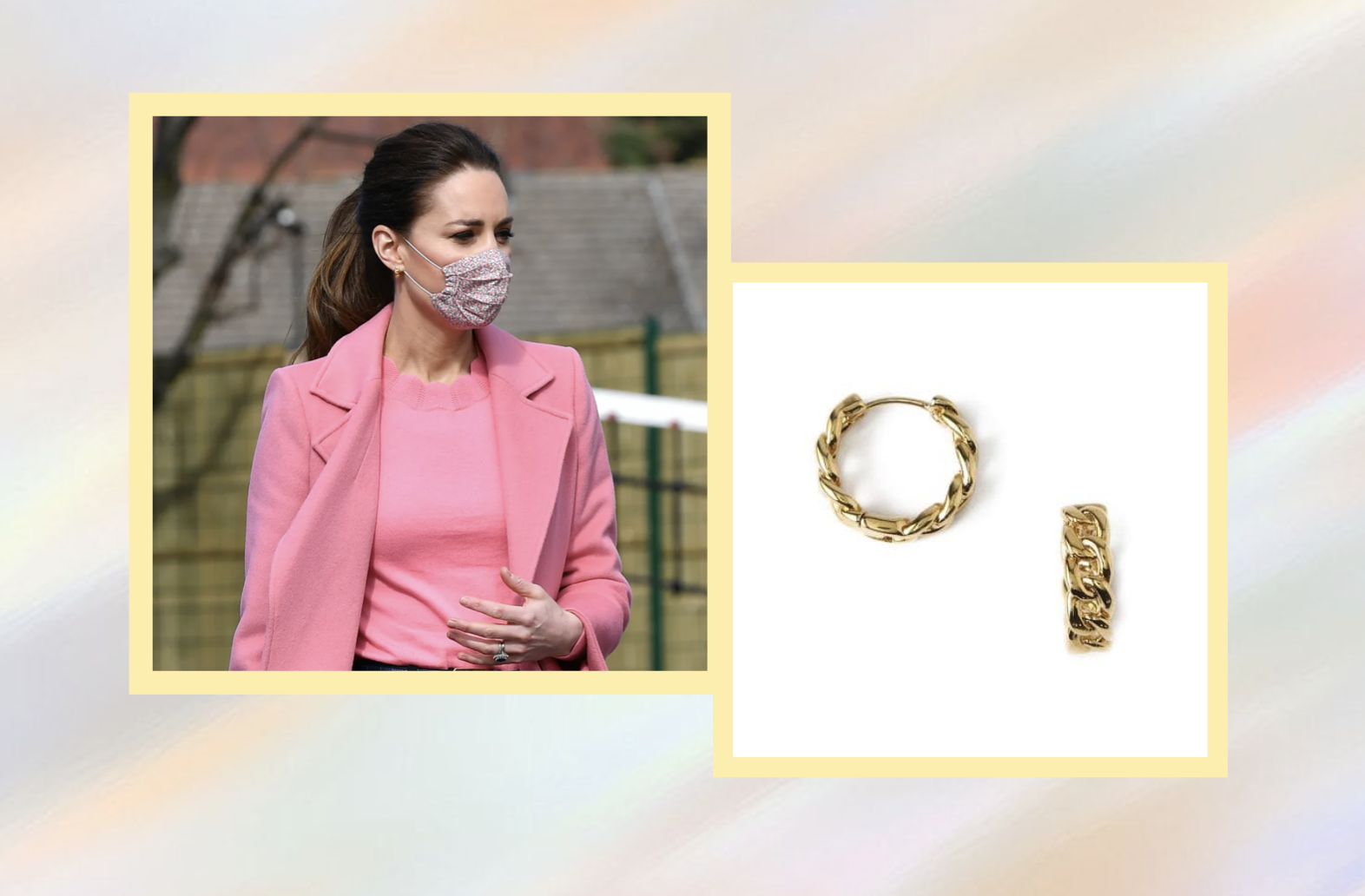 Kate Middleton Can't Stop Wearing These Earrings And They Are Only $22