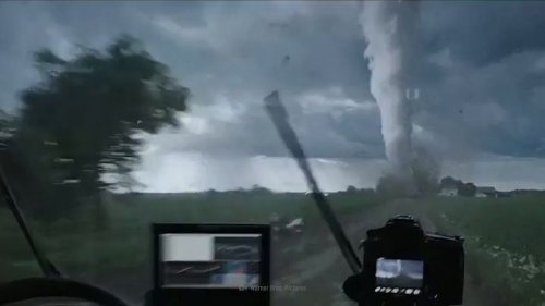How to Survive Getting Sucked Into a Monster Tornado