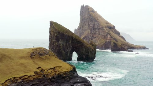 Filmmaker Captures Faroe Islands with Drone