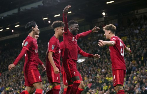 League Cup: Man City, Liverpool ease through; Everton out