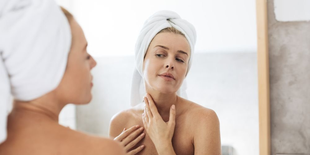 How to Prevent Signs of Aging on Your Neck, Plus More Tips to Age Beautifully