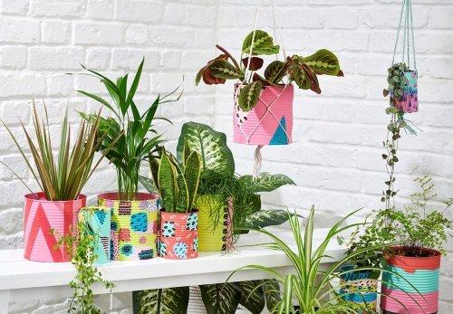 DIY decor to brighten your home
