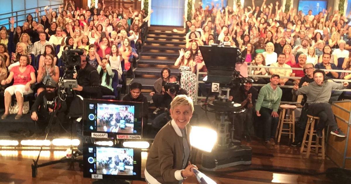 Ellen DeGeneres Has A Weird Rule Her Audience Most Follow