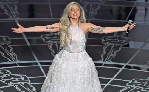 Christopher Plummer thought Lady Gaga was 'wonderful' at the Oscars