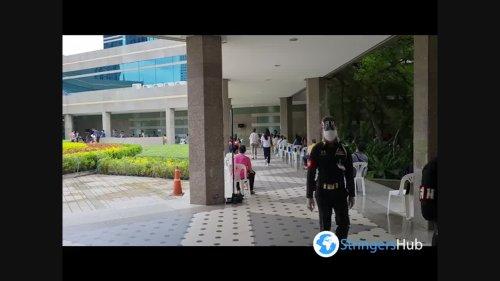 Vaccination is under way in Bangkok, Thailand 5