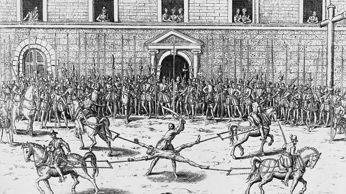 The 'Hanged, Drawn and Quartered' Execution Was Even Worse than You Think