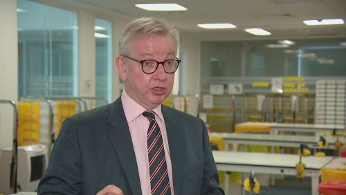Michael Gove: Covid certification 'right way to go'