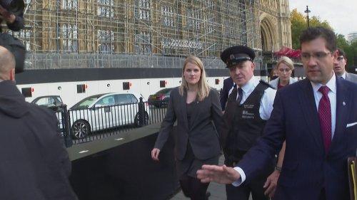 Facebook whistleblower leaves Parliament