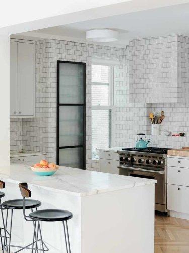 Plot twist: making the kitchen less like a kitchen is a big trend