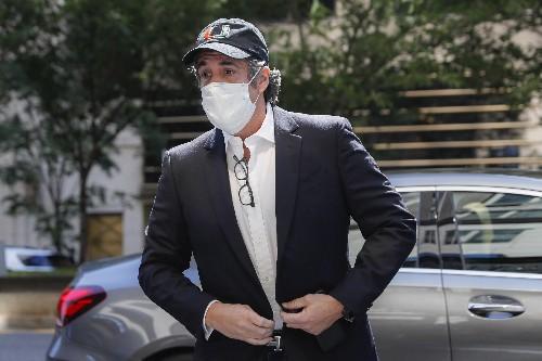 NY prosecutors interview Michael Cohen about Trump finances
