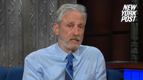 Jon Stewart says it's obvious COVID-19 came from Wuhan lab