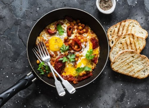 How to Turn a Can of Chickpeas Into Gut-Friendly Breakfasts